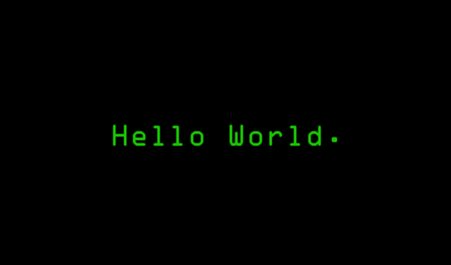 hello-world